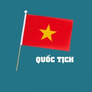Nghị định số 16/2020/NĐ-CP quy định về điều kiện nhập quốc tịch Việt Nam