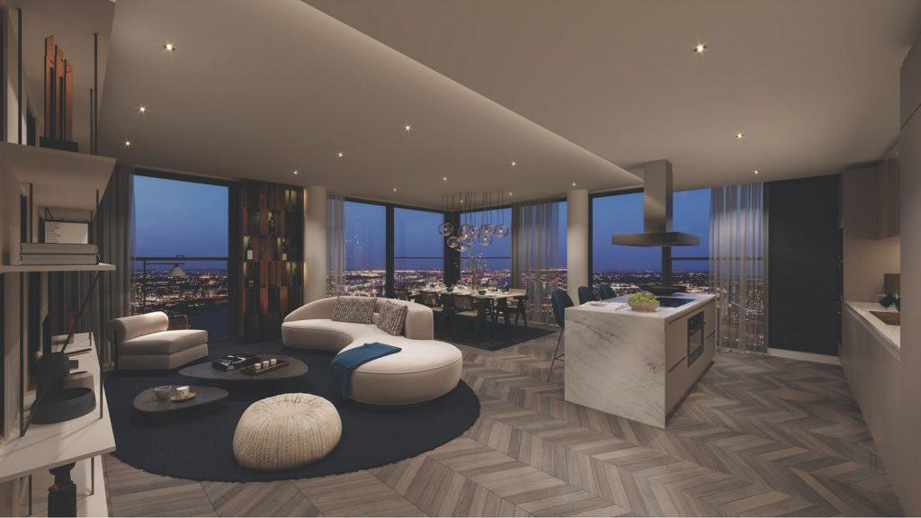 Căn Hộ Penthouses