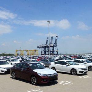 Ô tô cũ nhập khẩu phải đạt tiêu chuẩn khí thải mức cao nhất