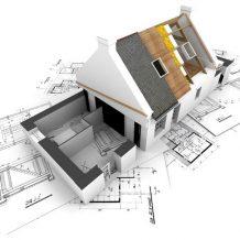 Mật độ xây dựng quy định đối với nhà ở dân cư