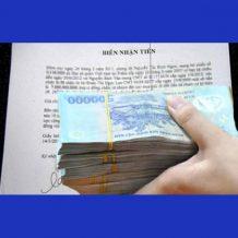 Đòi lại tiền đặt cọc nhận chuyển nhượng quyền sử dụng đất